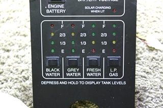 USED LA1047 MONITOR PANEL RV PARTS FOR SALE