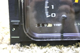 USED CHEVY DASH CLUSTER 16252197 MOTORHOME PARTS FOR SALE