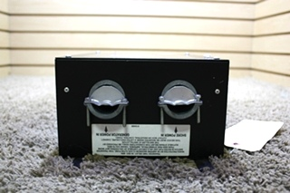 USED SURGE GUARD RV POWER PROTECTION TRANSFER SWITCH MODEL: 41260 MOTORHOME PARTS FOR SALE