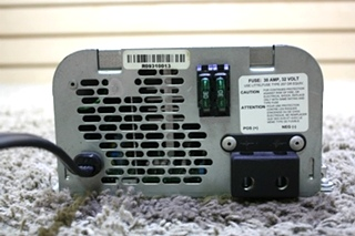 USED PARALLAX POWER SUPPLY SERIES 7400 CONVERTER CHARGER MOTORHOME PARTS FOR SALE