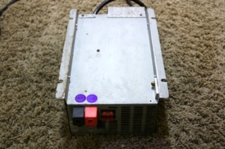 USED RV WFCO 65AMP POWER CONVERTER WF-8865 FOR SALE