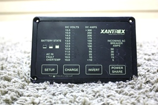 USED RV 84-2056-03 XANTREX HEART REMOTE FOR SALE