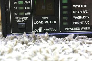 USED RV INTELLITEC SMART EMS DISPLAY PANEL 00-00684-100 FOR SALE