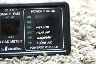 USED RV 00-00903-150 50 AMP SMART EMS BY INTELLITEC FOR SALE