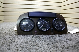 USED RV FREIGHTLINER DASH CLUSTER FOR SALE