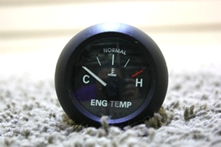 USED MOTORHOME C-H COOLANT TEMPERATURE GAUGE 6913-00050-01 FOR SALE