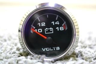 USED MOTORHOME VOLTS 946069 DASH GAUGE FOR SALE