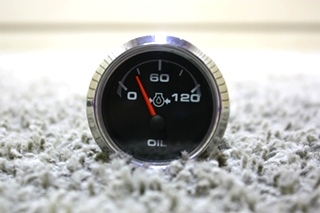 USED RV OIL PRESSURE DASH GAUGE FOR SALE