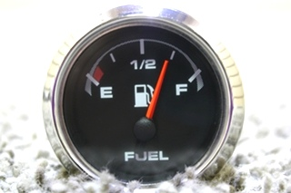 USED FUEL DASH GAUGE 94606 RV PARTS FOR SALE