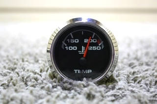 USED 946070 COOLANT TEMPERATURE GAUGE RV PARTS FOR SALE