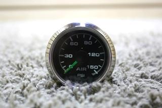 USED 945262 AIR PRESSURE MOTORHOME DASH GAUGE FOR SALE