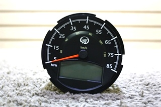 USED MEDALLION RV MONACO SPEEDOMETER 8650-00010-29 FOR SALE