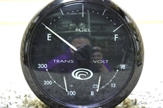 USED MOTORHOME 744-20001-29 3 IN 1 DASH GAUGE FOR SALE