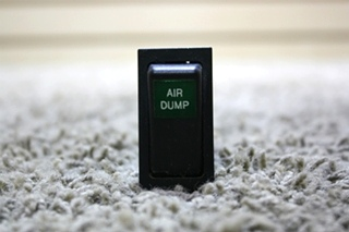 USED RV AIR DUMP DASH SWITCH FOR SALE
