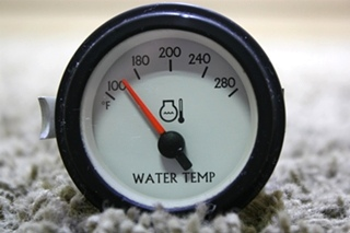 USED RV WATER TEMP GAUGE 944382 FOR SALE