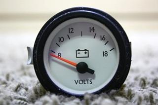 USED MOTORHOME VOLTS DASH GAUGE 944386 FOR SALE