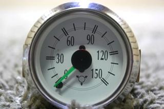 USED 943972 AIR PRESSURE RV DASH GAUGE FOR SALE