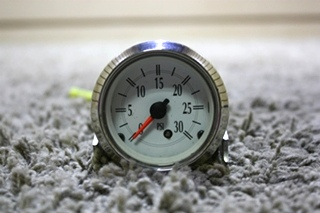USED RV 944215 AIR PRESSURE DASH GAUGE FOR SALE