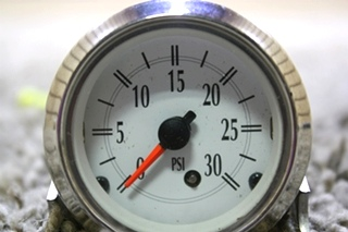 USED RV 944215 AIR PRESSURE DASH GAUGE FOR SALE