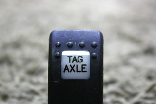 USED RV TAG AXLE DASH SWITCH FOR SALE