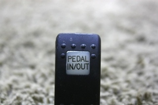 USED PEDAL IN/OUT VLD1 RV DASH SWITCH FOR SALE