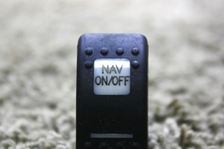 USED MOTORHOME NAV ON/OFF DASH SWITCH FOR SALE