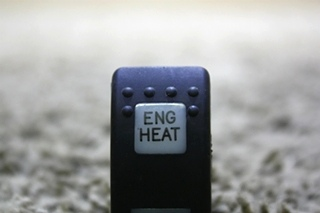 USED RV VA12 ENG HEAT DASH SWITCH FOR SALE