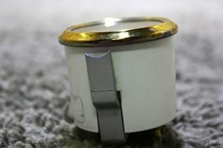 USED COOLANT TEMPERATURE MOTORHOME DASH GAUGE FOR SALE