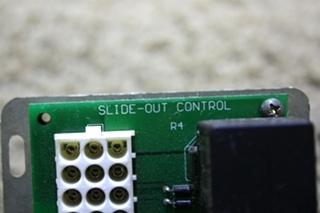 USED MOTORHOME KIB 1661589F SLIDE OUT CONTROL BOARD FOR SALE