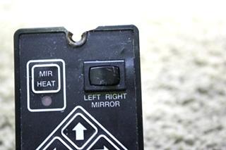 USED MOTORHOME INTELLITEC MIRROR CONTROL PANEL FOR SALE