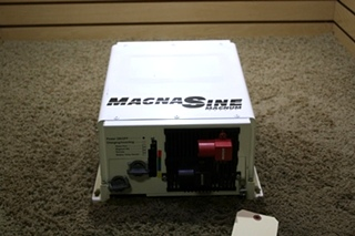 USED RV MAGNA SINE MAGNUM ENERGY MS2812 INVERTER CHARGER FOR SALE