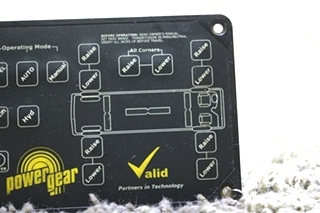 USED VALD VTL02A006-1 RV LEVEL CONTROLLER FOR SALE