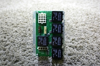 USED RV KIB 16615988 TRIPLE SLIDE-OUT CONTROL BOARD FOR SALE