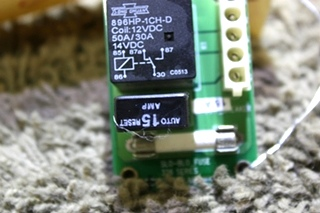 USED RV 140-1130 POWER GEAR SLIDE-OUT CONTROL BOARD FOR SALE