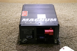 USED ME2012 MAGNUM ENERGY RV INVERTER CHARGER FOR SALE