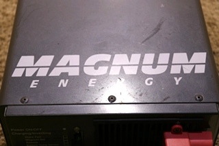 USED MAGNUM ENERGY ME2012 INVERTER CHARGER MOTORHOME PARTS SALE