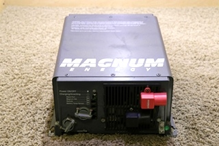 USED RV MAGNUM ENERGY ME2012 INVERTER CHARGER FOR SALE