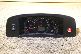 USED RV CHEVROLET WORKHORSE W0004987 DASH CLUSTER FOR SALE
