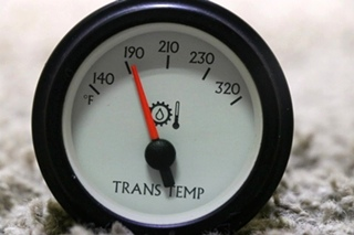 USED 944384 RV TRANS TEMP DASH GAUGE FOR SALE