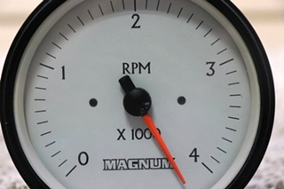 USED 944381 TACHOMETER RV DASH GAUGE FOR SALE