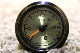 USED MOTORHOME 945852 PSI BOOST DASH GAUGE FOR SALE