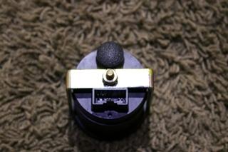 USED MOTORHOME STEWART WARNER FRONT AIR PRESSURE 0920-NN1-021 DASH GAUGE FOR SALE