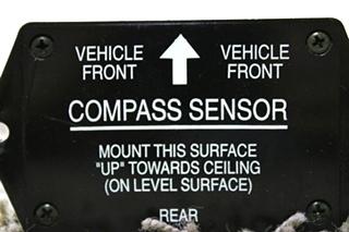 USED MOTORHOME COMPASS SENSOR FOR SALE