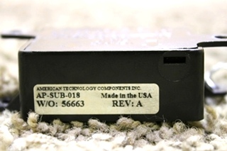 USED RV AMERICAN TECHNOLOGY COMPONENTS AP-SUB-018 COMPASS SENSOR FOR SALE