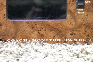 USED RV COACH MONITOR PANEL CMP-20 FOR SALE