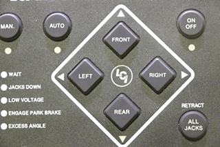 Rv Components Used Motorhome Lci Electronic Leveling Touch