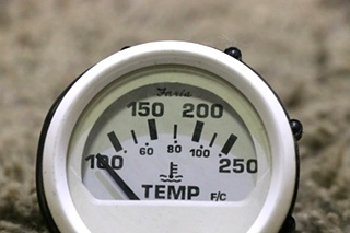 USED MOTORHOME FARIA TEMPERATURE GAUGE GP9120E FOR SALE