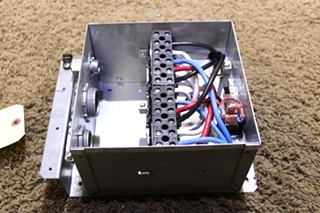 USED PARALLAX POWER COMPONENTS ATS 5070 AUTOMATIC LINE / GENERATOR SWITCH RV PARTS FOR SALE