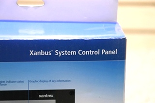 NEW XANTREX 809-0921 XANBUS SYSTEM CONTROL PANEL MOTORHOME PARTS FOR SALE