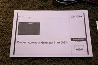 809-0915 XANTREX XANBUS AUTOMATIC GENERATOR START RV PARTS FOR SALE
